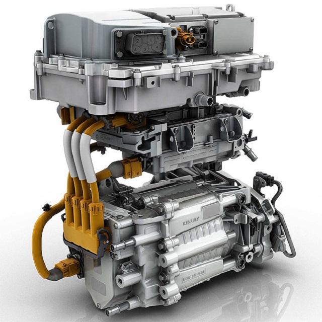 Renault Zoe Motor