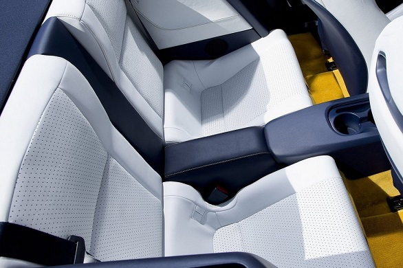 Toyota GT 86 Open Concept seats