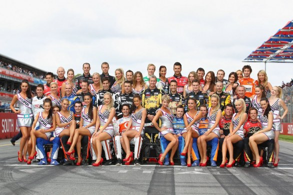 V8 Supercars Grid Girls 4