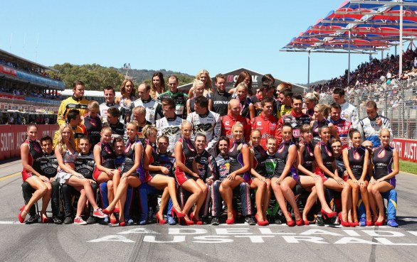 V8 Supercars Grid Girls 7