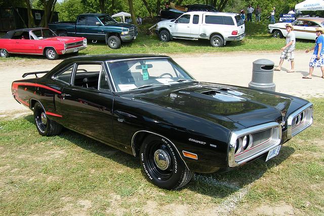 1971 Plymouth Superbird 440