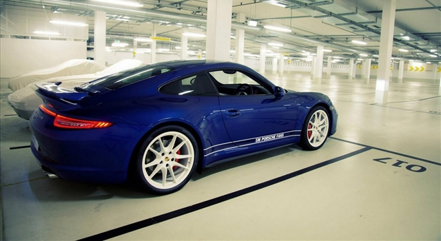 Porsche 911 Facebook Wheels