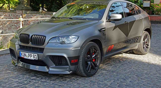Bmw X6 M by PP