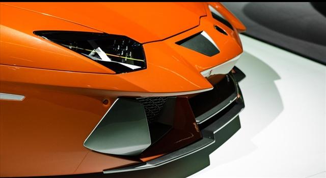 Lamborghini Aventador Nervudo by Hamann Facade