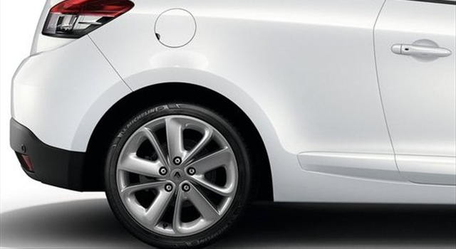 Renault Megane Wheels
