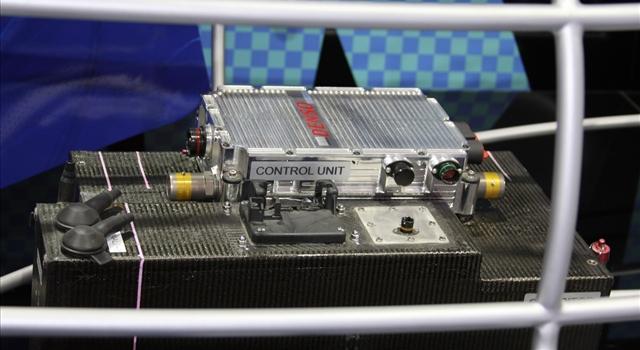 Toyota TS030 Hybrid Engine
