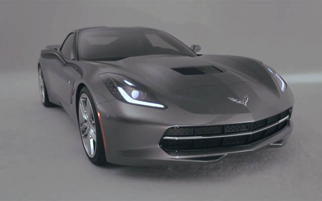 Corvette Stingray AeroWagon front