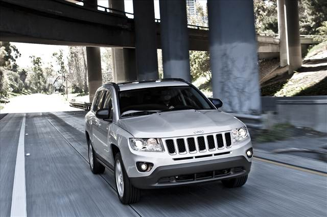 Jeep Compass Model Year 2011