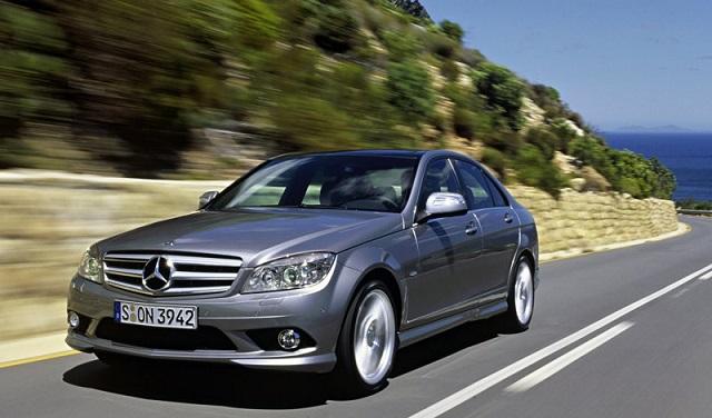 New C-Class Mercedes