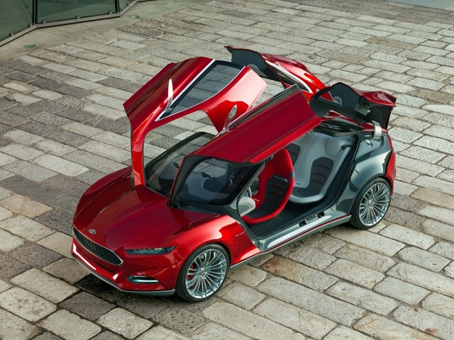 New Ford Mustang, doors
