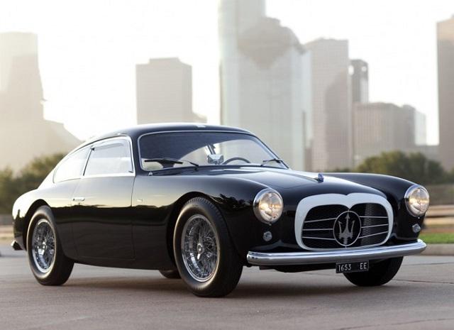 Maserati A6G54 Zagato
