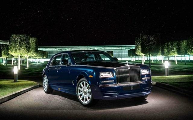Rolls-Royce, Celestial Phantom