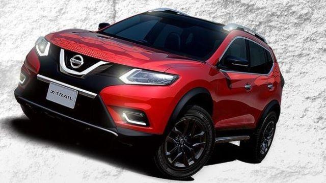 X-Trail, Nissan