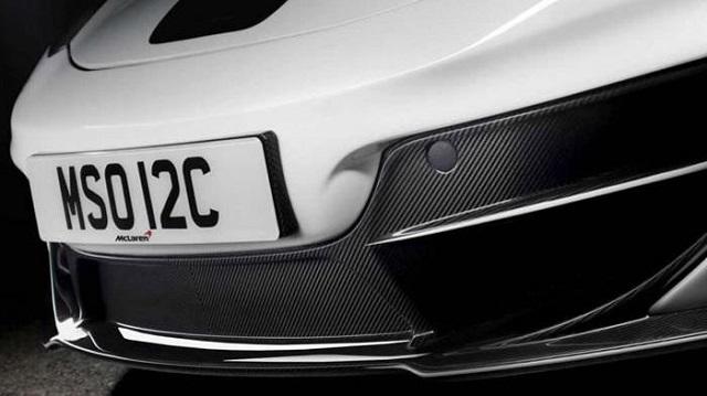 McLaren 12C concept