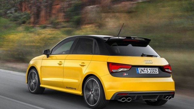 Audi S1 Quattro