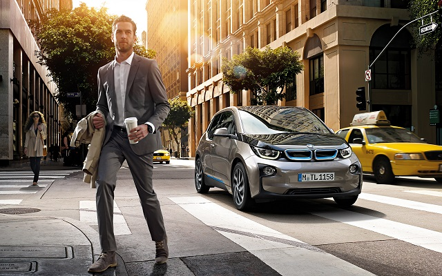 BMW i3 Company car