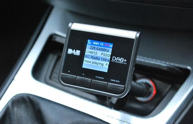 DAB Radio in cars