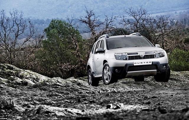Dacia Duster 1.5 dCi 110 4x4 2014