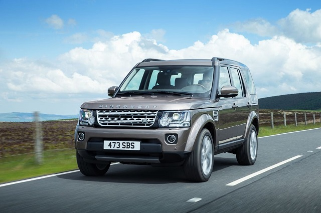 Land Rover Discovery 2014Land Rover Discovery 2014