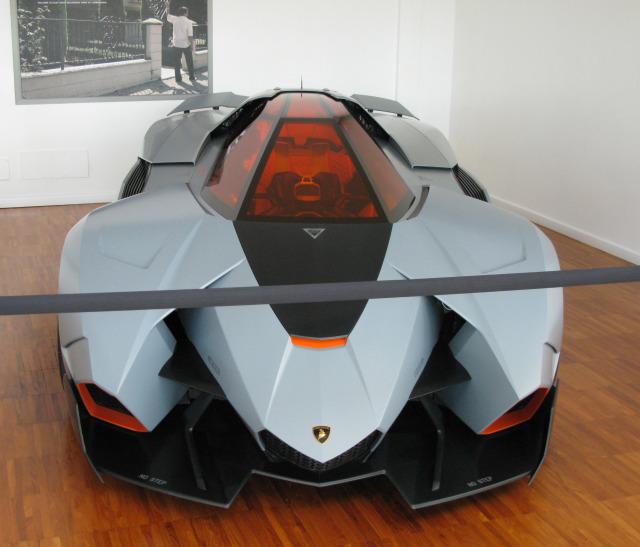 Lamborghini_Egoista_front