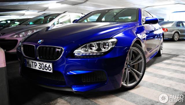 Bmw M6 Gran Coupe F14 C897710032013182240_2