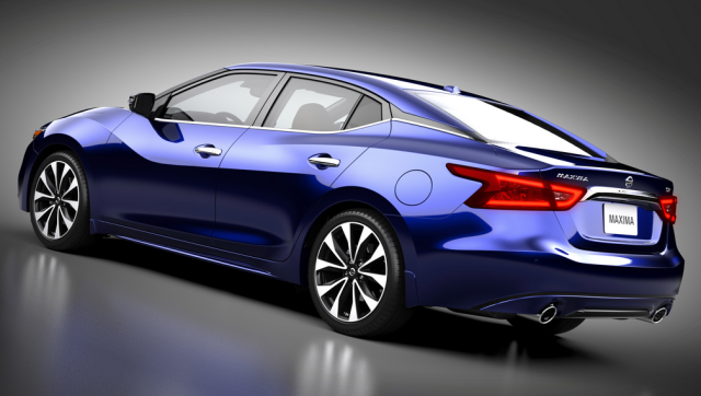 A Look into a 4-Door Sports Car That Is the 2016 Nissan Maxima