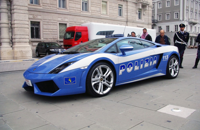 Police_Lamborghini