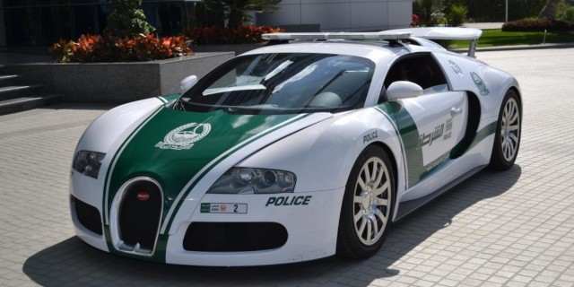Fastest Most Awesome Police Cars Around The World