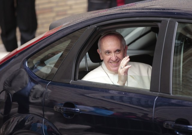 pope-francis-ford-focus