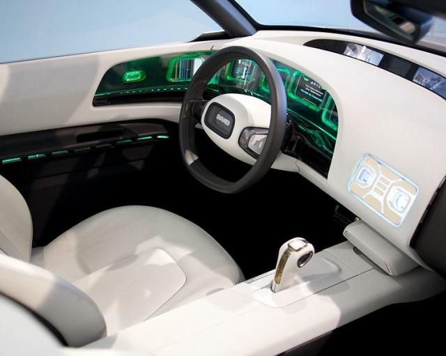 future car, future car technologies, car interior, vehicle technologies
