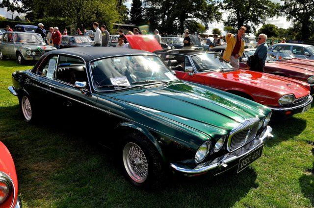 Daimler, Sovereign, Coupe, 1977