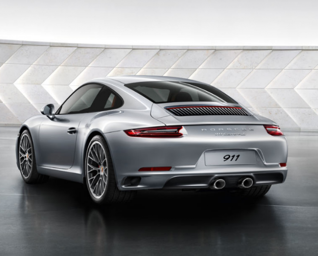 PORSCHE 911 TARGA 4S – EXCLUSIVE DESIGN EDITION, RELEASED