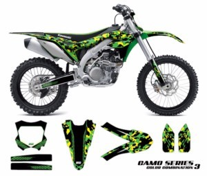 Motocross Graphics Kits – Give your bike the style it deserves
